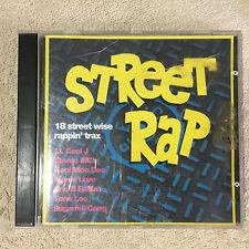 Street Rap CD _Dino DIN 434D (Australia)  .