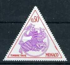 MONACO - 1980 - taxe yvert 69 - cheval - neuf**