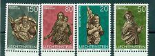 NATALE - CHRISTMAS LIECHTENSTEIN 1977 Arte Art