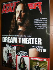 Metal Hammer.DREAM THEATER,SLIPKNOT,ANTHRAX,OPETH,h