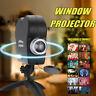 Indoor/Outdoor Window Wonderland Christmas Halloween 12 Movie Projector System
