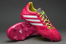 adidas  Men's P Absolion LZ TRX FG Soccer Cleat, Vivid Berry ,US 10    (E33-AS)