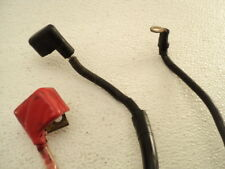 Yamaha FZ1 1000 #7578 Battery Cables