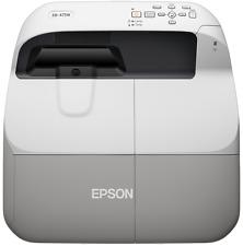 EPSON EB-485Wi Short Throw Projector 3100 LUMENS 3 LCD HDMI