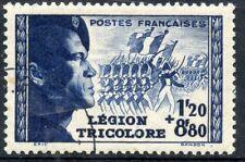 STAMP / TIMBRE DE FRANCE OBLITERE N° 565 POUR LA LEGION COTE 12,50 €