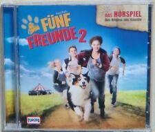 FÜNF FREUNDE 2 Hörspiel zum Kinofilm, CD mit Original Stimmen zum Film - wie neu