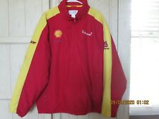 Kevin Harvick Shell V-Power NASCAR #29 RCR Red Pit Crew Jacket Size Large XL NO1