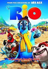 Rio DVD (2011) Carlos Saldanha - from the creators of Ice Age - Rio - U certifed