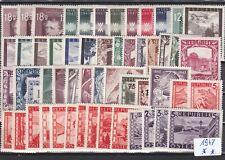 rest lot 1947 postfrisch