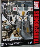 #12 Transformers-Combiner Wars Generations-Voyager - Hasbro - Choose