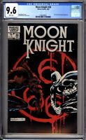 Moon Knight 30 CGC Graded 9.6 NM+ Marvel Comics 1983