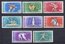 32048) UNGARN 1968 MNH Olympic G. Mexico 8v