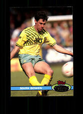 12 TOPPS Stadium Club cards 1992-93 Inghilterra + a 157915