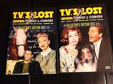 T.V.'s Lost Shows: Family & Comedy (DVD) Disc 1 & 2