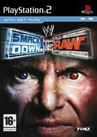 WWE Smackdown Vs Raw (PS2 Game)