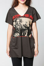 RADIOHEAD Thom Yorke ROCK t2 ART Vintage WOMEN T-SHIRT TANK TOP Dress Size M L
