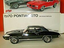 RARE GMP 1970 Pontiac GTO Convertible LE #184 of 350 1:24 Diecast in Box