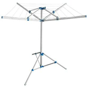 PORTABLE CAMPING CLOTHESLINE WITH PEGS & CARRY BAG CLOTHES LINE CARAVAN RV JAYCO