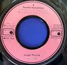 "Soulful Dynamics: Jungle People, Single 7"",  1976"