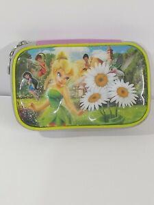 Nintendo DS Disney Tinkerbell Storage/anything Case Lady Bug Humming Bird Daisy