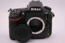 Nikon D D810 36.3MP Digital SLR Camera - Nero (solo Corpo)