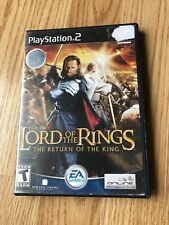 Lord of the Rings: The Return of the King (Sony PlayStation 2, 2003) PS2 H1