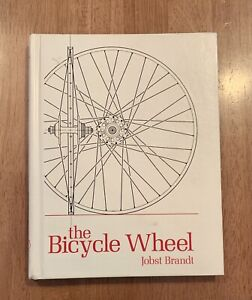 The Bicycle Wheel - Jobst Brandt - Hardcover - Revised Edition