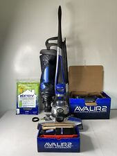 Kirby Avalir 2 Upright Vacuum Cleaner G10D shampoo System Turbo Filters & Extras