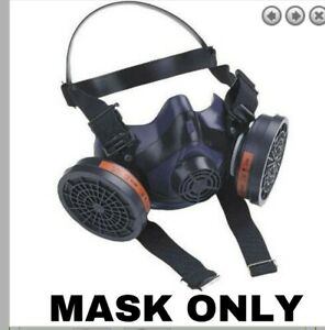 Willson MX-PF F950 Half Mask Respirator - EN140: 1998 FILTERS NOT INCLUDED