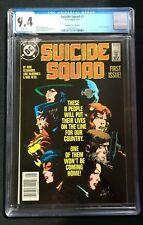 Suicide Squad #1 Canadian Price Variant CGC 9.4 2104729022