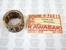 Kawasaki NOS NEW 13034-049 Big End Needle Bearing F11 JS KE KT KX KDX F11M JS300