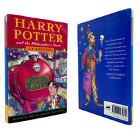 Harry Potter Philosopher's Stone – 1ST EDITION – 5TH PRINT – Bloomsbury Rowling