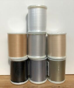 'The Bottom Line' Polyester Thread from Superior Threads - 1420yd reel