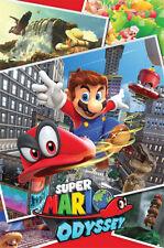 Nes Cover Maxi Poster 61cm x 91.5cm PP33381-592 3 Super Mario Bros