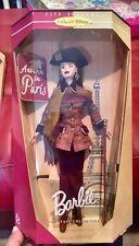 Barbie 1998 Fall Collection Autumn Paris Seasons City Doll Collector Nib rw50