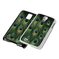 Pavo real de impresión animal teléfono Funda Protectora Para Iphone 4 5 6 Ipod Ipad Galaxy S4 S5 S6