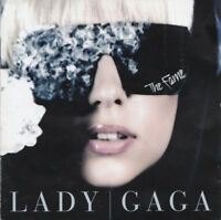 LADY GAGA the fame (CD, album, special edition) RnB/swing, electro, synth pop