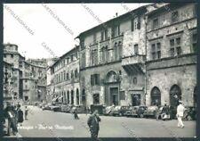 Perugia Città Vespa Foto FG cartolina ZF7824