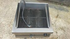 More details for lincat silverlink 600 electric chargrill ecg6 table top single phase