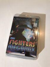 blister rigide Game Com Fighters Megamix