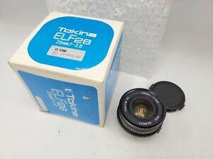 Tokina EL 28mm F2.8 Prime Lens for Olympus OM Mount SLR/Mirrorless Cameras