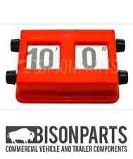 *COMMERCIAL IMPERIAL HEIGHT INDICATOR FOR TRUCK & TRAILER, CV, LCV, BUS BP76-002