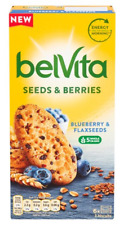 Belvita Seeds and Berries Biscuits,Blueberry & Flax Seeds SEE DESCRIPTION