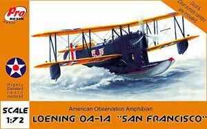 1/72 Loening OA-1A Aircraft Kit Olimp - Pro Resin R72035