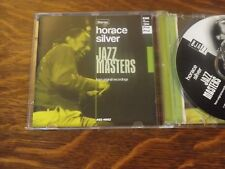 HORACE SILVER – JAZZ MASTERS (CD 1992).