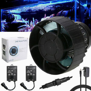 10000LPH Jebao SLW-10 SLW-20 SLW-30 Sine Wave Maker Aquarium Water Pump UK Stock