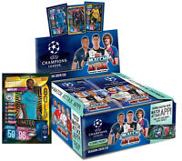 Topps Match Attax 2019/20 - Box of 30 Sealed Packs - UEFA Champions League 19/20