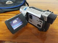 MINI DV DIGITAL CASSETTE CAMERA JVC GR-DVL160EK CAMCORDER (WORKING FUNZIONANTE)