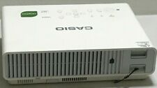 CASIO XJ-M140 HDMI PROJECTOR 309H LAMP HOURS USED | REF:1541