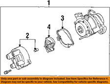 FORD OEM 94-97 Aspire-Distributor Cap F4BZ12106A